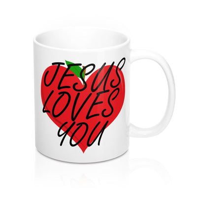 Jesus Loves You Mug 11oz