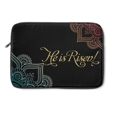Laptop Sleeve - He is Risen