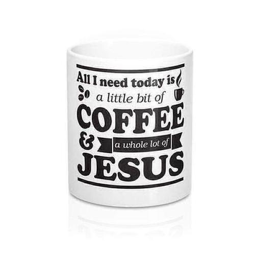"""Little Bit of Coffee & Jesus"" - The Divine Bazaar"