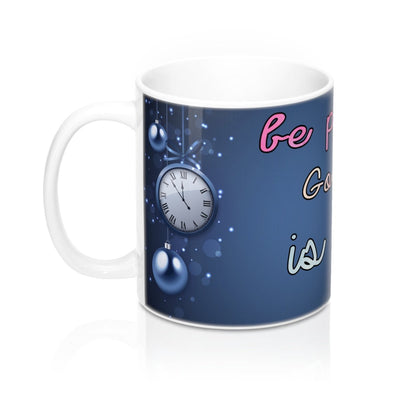 Mug 11oz - God's Time