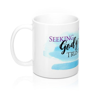 Mug 11oz -God's Will