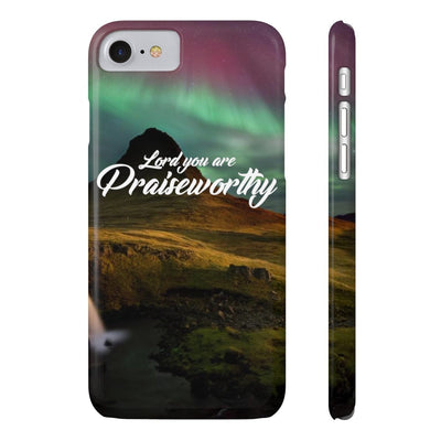 PraiseWorthy (Case Mate Slim Phone Cases)
