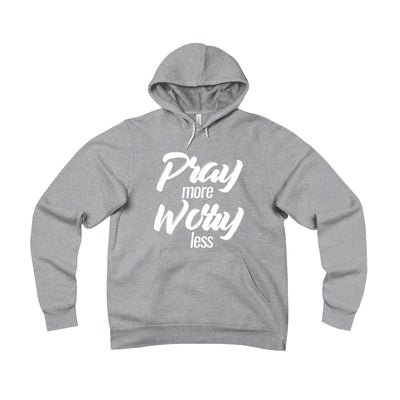 PrayMore Sponge Fleece Pullover Hoodie