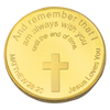 "Rare Jesus ""The Protector"" Coin"