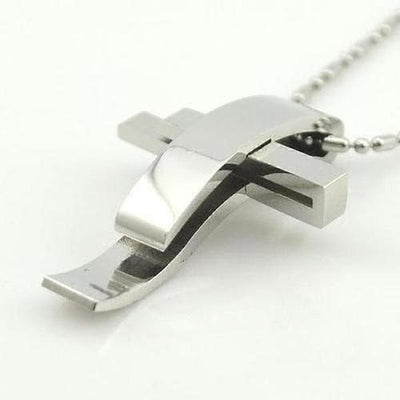 Stainless Steel Pendant Necklace For Christmas Gifts - The Divine Bazaar