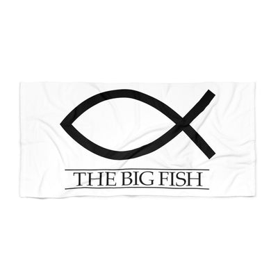 The Big Fish Beach Towel