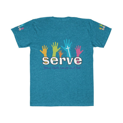 Unisex Fitted Tee - Serve