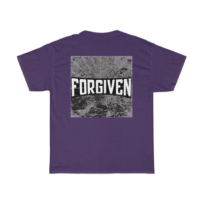 Unisex Heavy Cotton Tee- Forgiven