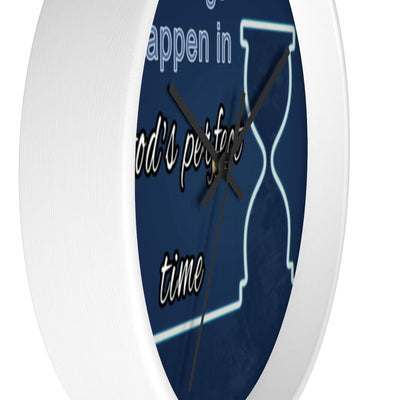 Wall clock- Perfect Time