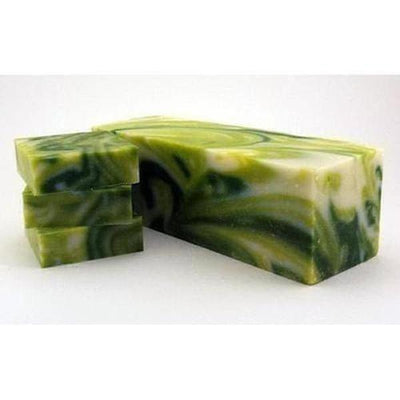 White Tea Mint Soap - The Divine Bazaar