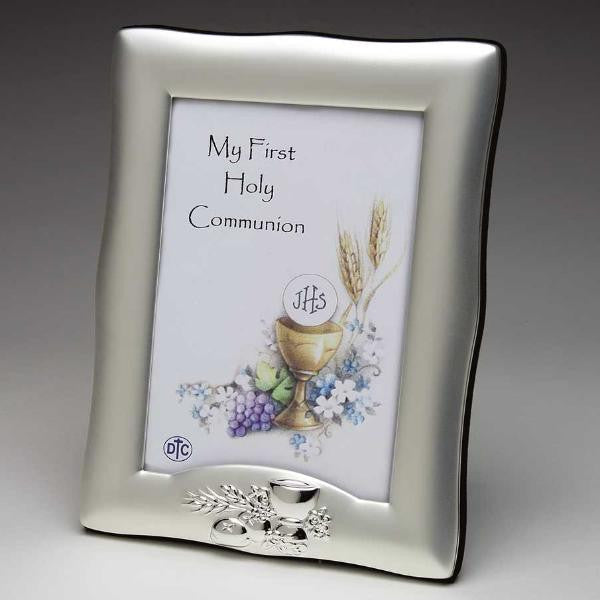 First Communion Picture Frame