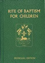 Rite of Baptism for Children - Bilingual Edition