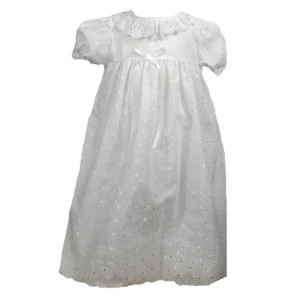 Girls Christening Gown