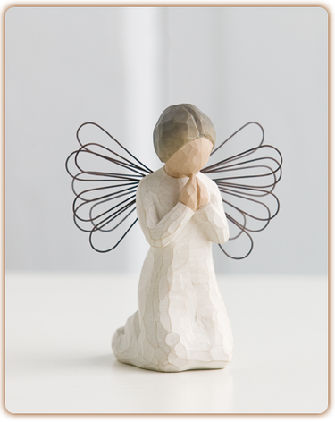 Angel of Prayer - Willow Tree Figurine