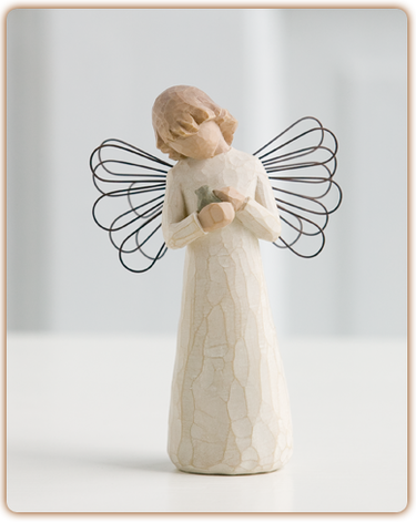 Angel of Healing - Willow Tree Figurine