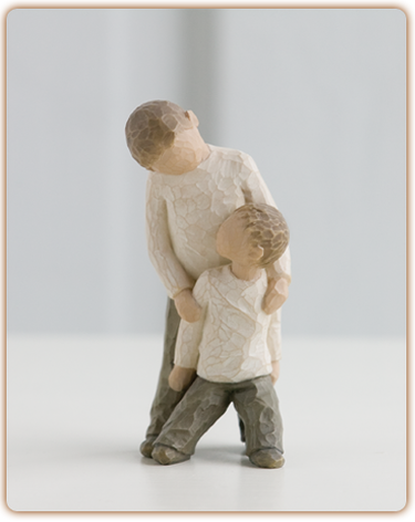 Brothers - Willow Tree Figurine