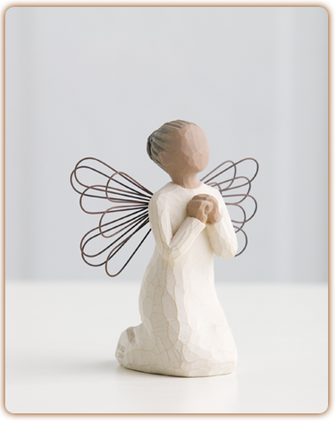 Angel of the Spirit - Willow Tree Figurine
