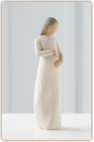 Cherish - Willow Tree Figurine