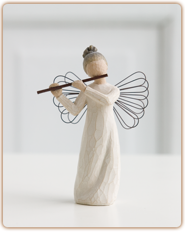 Angel of Harmony - Willow Tree Figurine