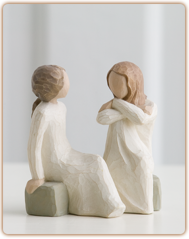 Heart and Soul - Willow Tree Figurine