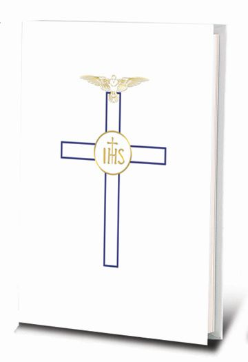 Blessed Trinity Missal - White