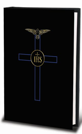 Blessed Trinity Missal - Black
