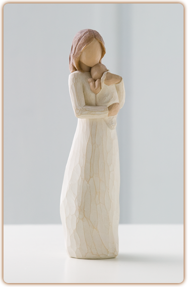 Angel of Mine - Willow Tree Figurine