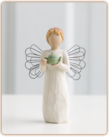 Angel of the Kitchen - Willow Tree Figurine