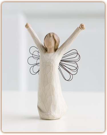 Courage - Willow Tree Figurine