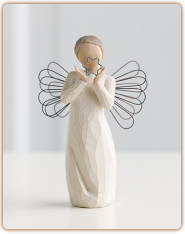 Bright Star - Willow Tree Figurine