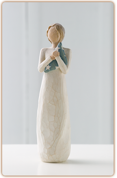 Hero - Willow Tree Figurine