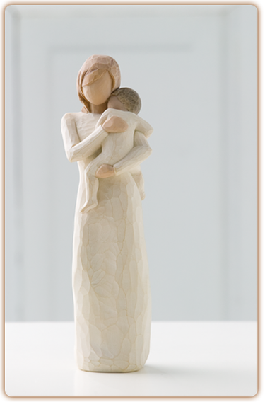 Child of My Heart - Willow Tree Figurine