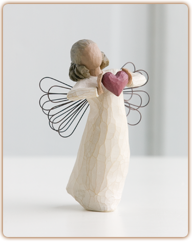 With Love - Willow Tree Figurine