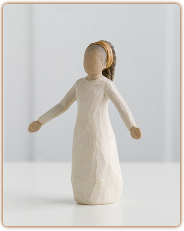 Blessings - Willow Tree Figurine