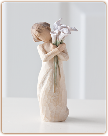 Beautiful Wishes - Willow Tree Figurine