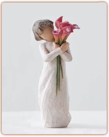 Bloom - Willow Tree Figurine