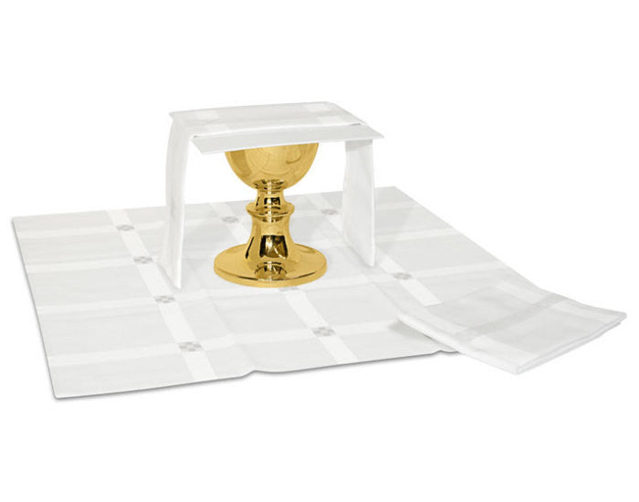 Cross Decorative Mass Linen Set