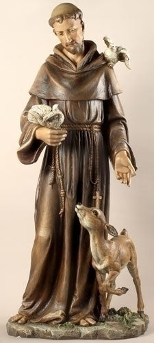 "St. Francis - 30"" Scale"