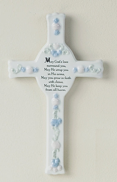Baby's Baptism Cross