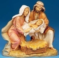 The Birth of Christ Figure