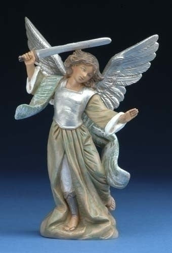 Fontanini Figure Michael, Archangel