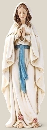 "Our Lady of Lourdes - 6"" Scale"