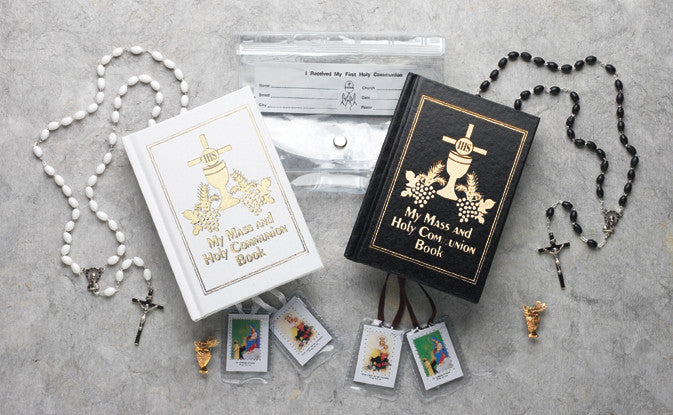 My Mass and Communion Book Set