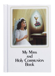 My Mass and Communion Book - Color Cover