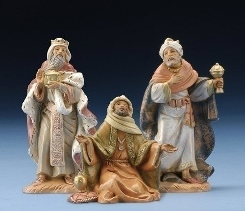 Fontanini Three Kings Set