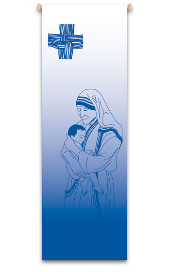 Mother Teresa of Calcutta Banner