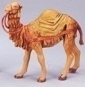 Fontanini Camel with Saddle Blanket