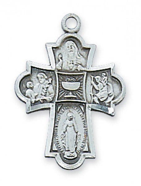 Five Way First Communion Medal