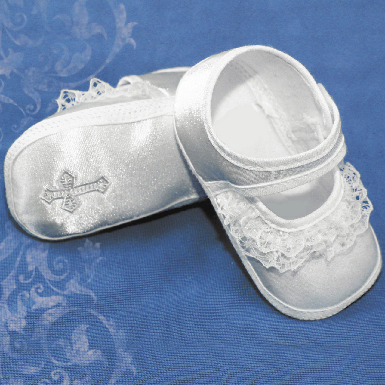 Girl's Christening Shoes