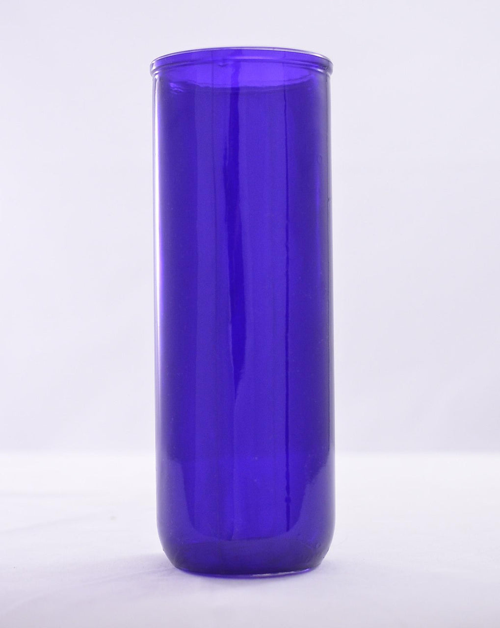 Reusable Glass Globes - Purple